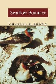 SWALLOW SUMMER by Charles R. Brown