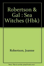 SEA WITCHES by Joanne Robertson