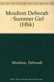 SUMMER GIRL by Deborah Moulton