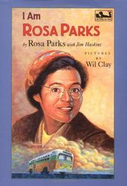 Cover art for I AM ROSA PARKS