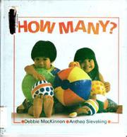 HOW MANY? by Debbie MacKinnon