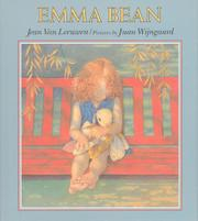 Book Cover for EMMA BEAN