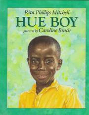 HUE BOY by Rita Phillips Mitchell