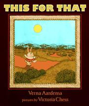 THIS FOR THAT by Verna Aardema