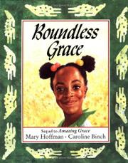 BOUNDLESS GRACE by Mary Hoffman