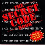 THE SECRET CODE BOOK by Helen Huckle