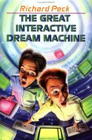 Book Cover for THE GREAT INTERACTIVE DREAM MACHINE