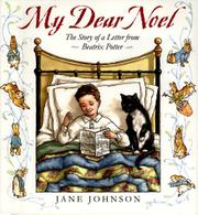 MY DEAR NOEL by Jane Johnson