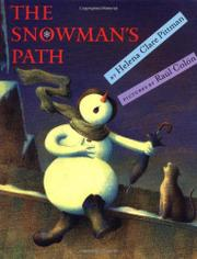 THE SNOWMAN'S PATH by Helena Clare Pittman