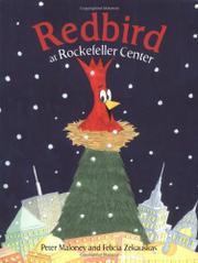 REDBIRD AT ROCKEFELLER CENTER by Peter Maloney