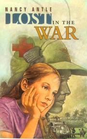 LOST IN THE WAR by Nancy Antle