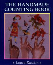 THE HANDMADE COUNTING BOOK by Laura Rankin