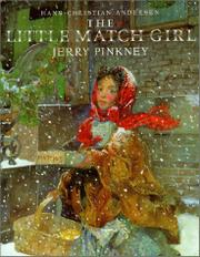 THE LITTLE MATCH GIRL by Jerry Pinkney