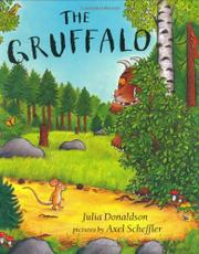Cover art for THE GRUFFALO