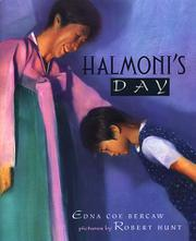 HALMONI'S DAY by Edna Coe Bercaw