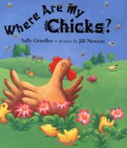 Cover art for WHERE ARE MY CHICKS?