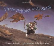 THREE PEBBLES AND A SONG by Eileen Spinelli