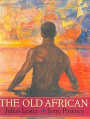 Cover art for THE OLD AFRICAN