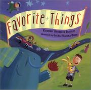 FAVORITE THINGS by Kimberly Brubaker Bradley