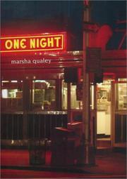 ONE NIGHT by Marsha Qualey