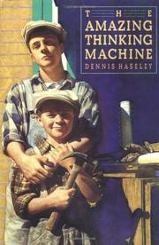 Cover art for THE AMAZING THINKING MACHINE
