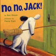 NO, NO, JACK! by Ron Hirsch