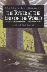 Cover art for THE TOWER AT THE END OF THE WORLD