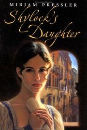 SHYLOCK'S DAUGHTER by Mirjam Pressler