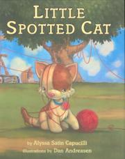Cover art for LITTLE SPOTTED CAT