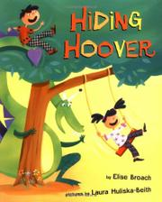 HIDING HOOVER by Elise Broach