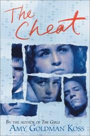 THE CHEAT by Amy Goldman Koss