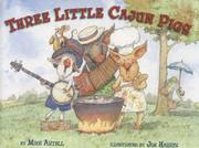 Cover art for THREE LITTLE CAJUN PIGS