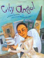 CITY ANGEL by Eileen Spinelli