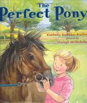 Cover art for THE PERFECT PONY