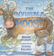 Cover art for THE INVISIBLE MOOSE