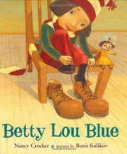 BETTY LOU BLUE by Nancy Crocker