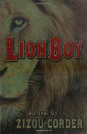 LION BOY by Zizou Corder