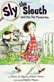 Cover art for SLY THE SLEUTH