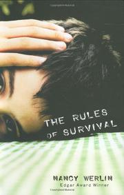 Book Cover for THE RULES OF SURVIVAL