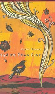 Book Cover for DEAD ON TOWN LINE