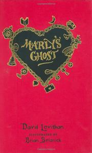 Cover art for MARLY'S GHOST
