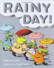 RAINY DAY! by Patricia Lakin