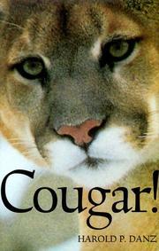 COUGAR! by Harold P. Danz
