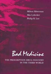 BAD MEDICINE by Milton Silverman