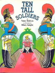 TEN TALL SOLDIERS by Nancy Robison