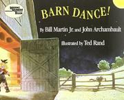 BARN DANCE! by Ted  Rand