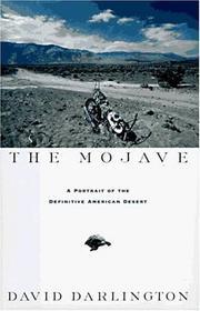 THE MOJAVE by David Darlington