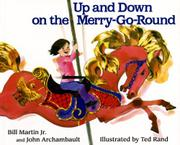 Book Cover for UP AND DOWN ON THE MERRY-GO-ROUND