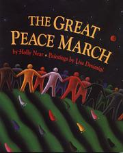 THE GREAT PEACE MARCH by Holly Near