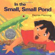 Cover art for IN THE SMALL, SMALL POND